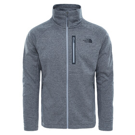 The North Face Canyonlands sweater Heren grijs